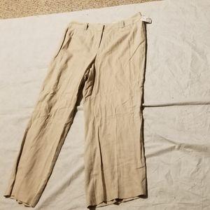 Cato fashion linen pants